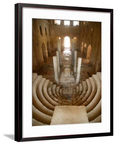 St. Nicholas Church Dating from Beween the 8th and 11th Centuries, Myra, Anatolia, Turkey Minor-Godong-Framed Art Print