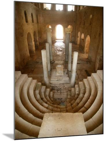 St. Nicholas Church Dating from Beween the 8th and 11th Centuries, Myra, Anatolia, Turkey Minor-Godong-Mounted Photographic Print