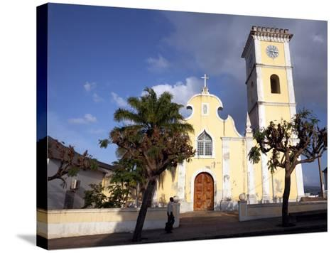 The 18th Century Cathedral of Nossa Senhora De Conceicao, Inhambane, Mozambique, Africa-Andrew Mcconnell-Stretched Canvas Print