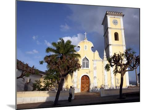 The 18th Century Cathedral of Nossa Senhora De Conceicao, Inhambane, Mozambique, Africa-Andrew Mcconnell-Mounted Photographic Print