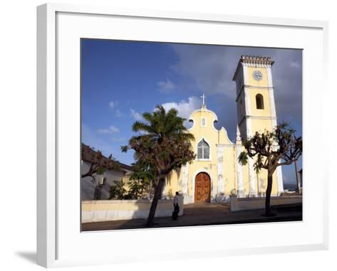 The 18th Century Cathedral of Nossa Senhora De Conceicao, Inhambane, Mozambique, Africa-Andrew Mcconnell-Framed Art Print