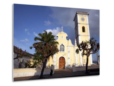 The 18th Century Cathedral of Nossa Senhora De Conceicao, Inhambane, Mozambique, Africa-Andrew Mcconnell-Metal Print