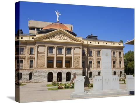 State Capitol Museum, Phoenix, Arizona, United States of America, North America-Richard Cummins-Stretched Canvas Print