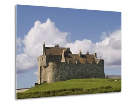 Duart Castle, Mull, Inner Hebrides, Scotland, United Kingdom, Europe-Rolf Richardson-Metal Print