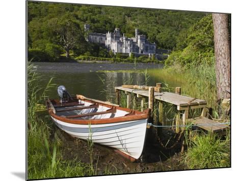 Kylemore Abbey and Lake, Connemara, County Galway, Connacht, Republic of Ireland, Europe-Richard Cummins-Mounted Photographic Print