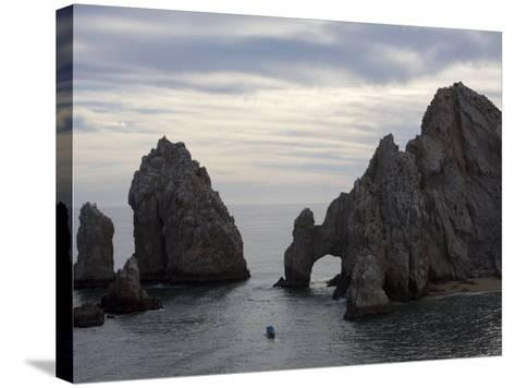 Lands End, Cabo San Lucas, Baja California, Mexico, North America-Richard Cummins-Stretched Canvas Print