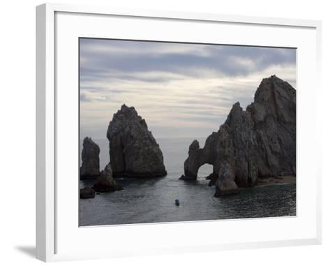 Lands End, Cabo San Lucas, Baja California, Mexico, North America-Richard Cummins-Framed Art Print