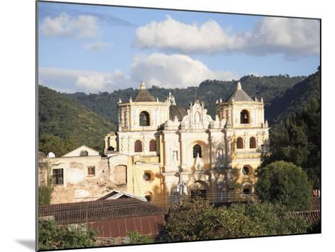 Merced Church, Antigua, UNESCO World Heritage Site, Guatemala, Central America-Wendy Connett-Mounted Photographic Print