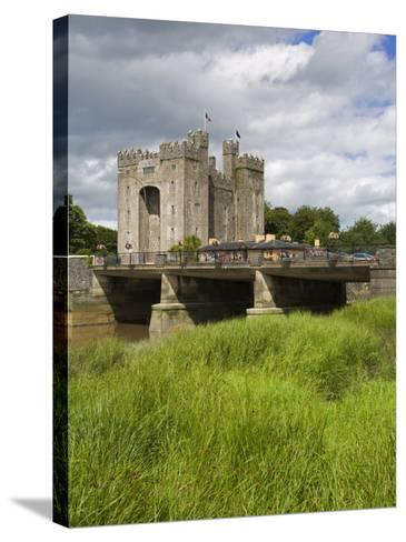 Bunratty Castle, County Clare, Munster, Republic of Ireland, Europe-Richard Cummins-Stretched Canvas Print
