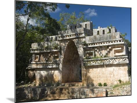 El Arco, Labna, Yucatan, Mexico, North America-Richard Maschmeyer-Mounted Photographic Print