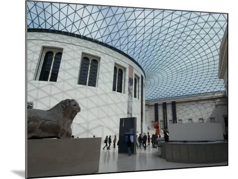 Great Court, British Museum, London Wc1, England, United Kingdom, Europe-Ethel Davies-Mounted Photographic Print
