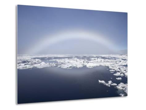 Anthelion, Svalbard Islands, Arctic, Norway, Europe-James Hager-Metal Print