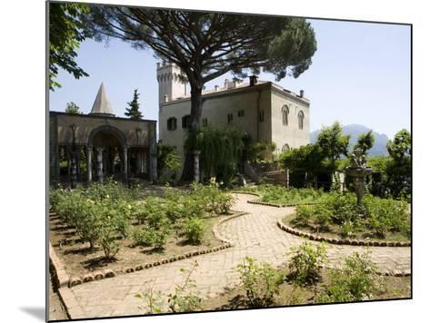 Villa Cimbrone, Ravello, Campania, Italy, Europe-Oliviero Olivieri-Mounted Photographic Print