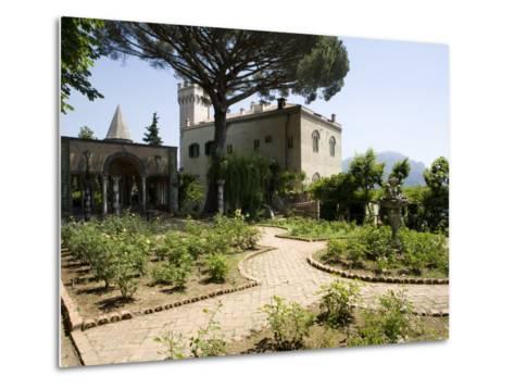 Villa Cimbrone, Ravello, Campania, Italy, Europe-Oliviero Olivieri-Metal Print