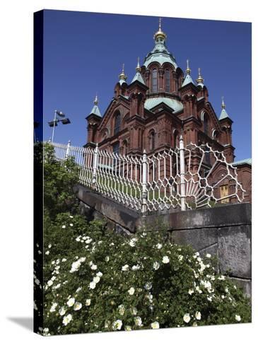 Uspenski Cathedral, Helsinki, Finland, Scandinavia, Europe-Dallas & John Heaton-Stretched Canvas Print