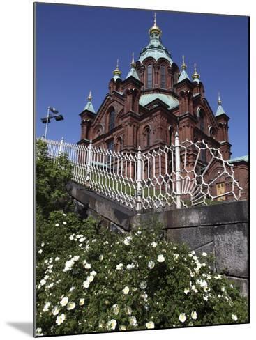 Uspenski Cathedral, Helsinki, Finland, Scandinavia, Europe-Dallas & John Heaton-Mounted Photographic Print