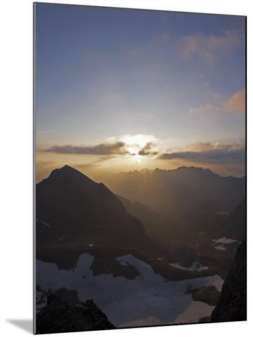 Val Formazza, Italian Alps, Piedmont, Italy, Europe-Angelo Cavalli-Mounted Photographic Print