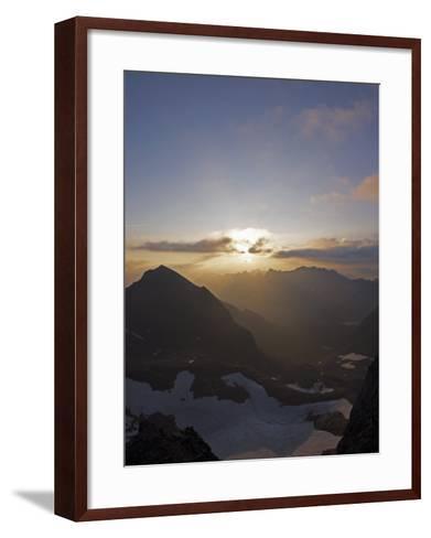 Val Formazza, Italian Alps, Piedmont, Italy, Europe-Angelo Cavalli-Framed Art Print