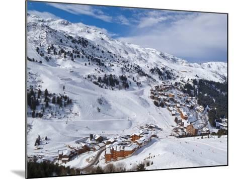 Meribel-Mottaret, 1750M, Ski Area, Meribel, Three Valleys, Savoie, French Alps-Gavin Hellier-Mounted Photographic Print