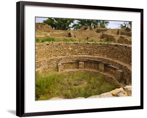 Aztec Ruins National Monument, New Mexico, United States of America, North America-Michael DeFreitas-Framed Art Print