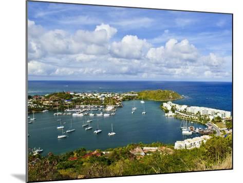 Oyster Pond, St. Martin, Netherlands Antilles, Caribbean-Michael DeFreitas-Mounted Photographic Print