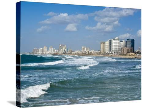 Tel Aviv, Israel, Middle East-Michael DeFreitas-Stretched Canvas Print