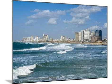 Tel Aviv, Israel, Middle East-Michael DeFreitas-Mounted Photographic Print