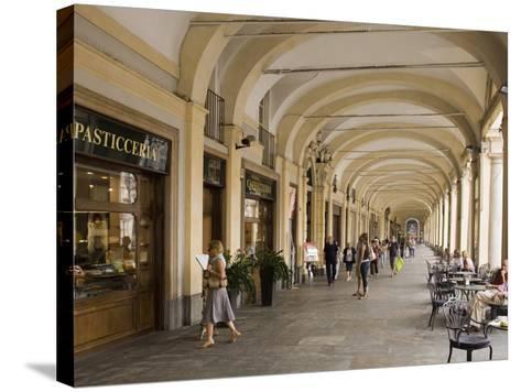 Turin (Torino, Piedmont, Italy, Europe-Angelo Cavalli-Stretched Canvas Print
