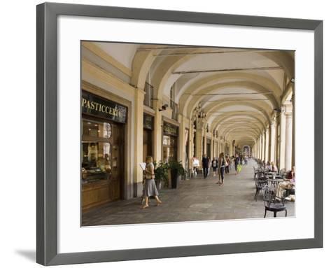 Turin (Torino, Piedmont, Italy, Europe-Angelo Cavalli-Framed Art Print