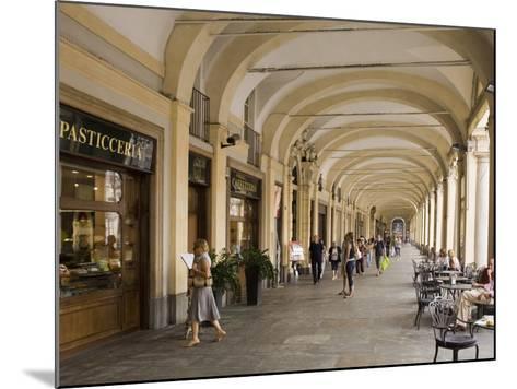 Turin (Torino, Piedmont, Italy, Europe-Angelo Cavalli-Mounted Photographic Print