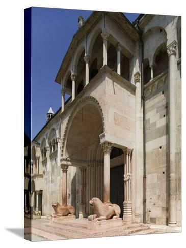 Modena, Emilia Romagna, Italy, Europe-Angelo Cavalli-Stretched Canvas Print