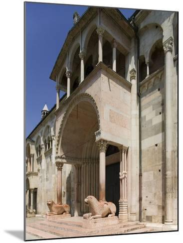 Modena, Emilia Romagna, Italy, Europe-Angelo Cavalli-Mounted Photographic Print