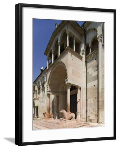 Modena, Emilia Romagna, Italy, Europe-Angelo Cavalli-Framed Art Print