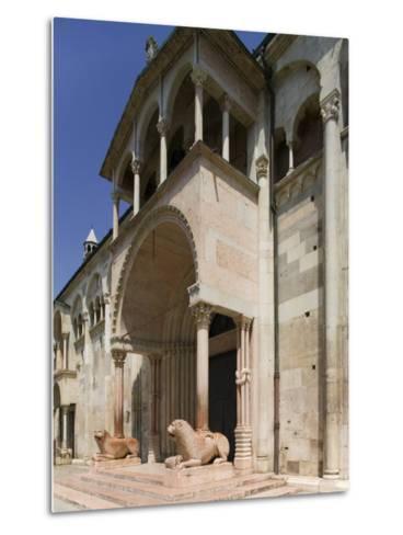 Modena, Emilia Romagna, Italy, Europe-Angelo Cavalli-Metal Print