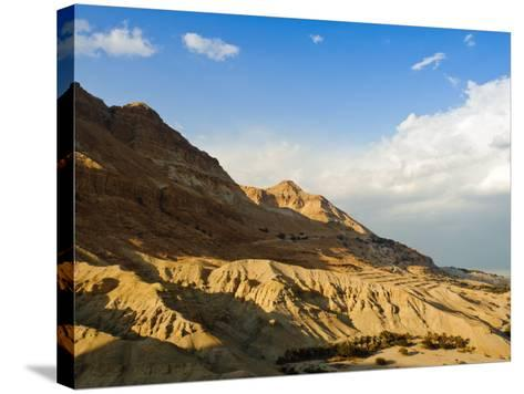 Judean Desert, Israel, Middle East-Michael DeFreitas-Stretched Canvas Print