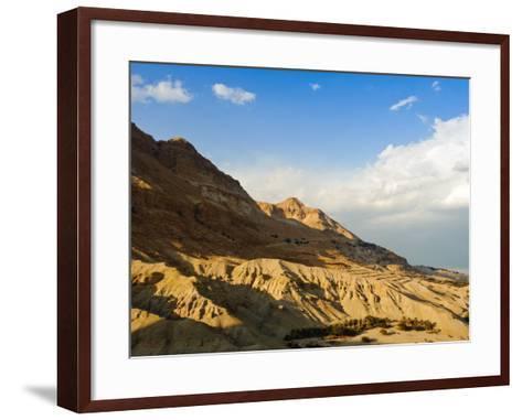 Judean Desert, Israel, Middle East-Michael DeFreitas-Framed Art Print