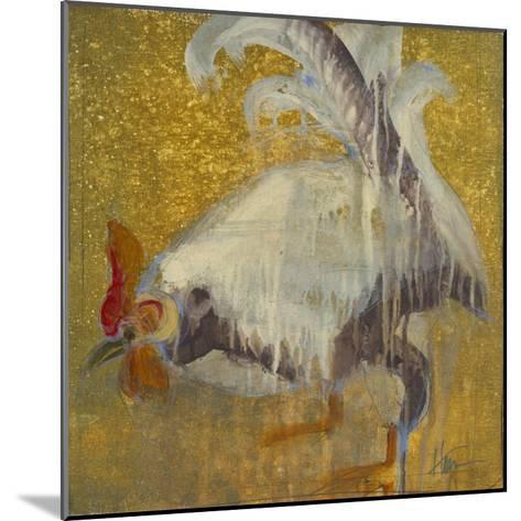 Rooster I-Maeve Harris-Mounted Premium Giclee Print