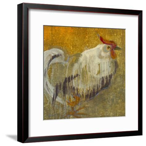 Rooster II-Maeve Harris-Framed Art Print