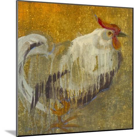 Rooster II-Maeve Harris-Mounted Premium Giclee Print