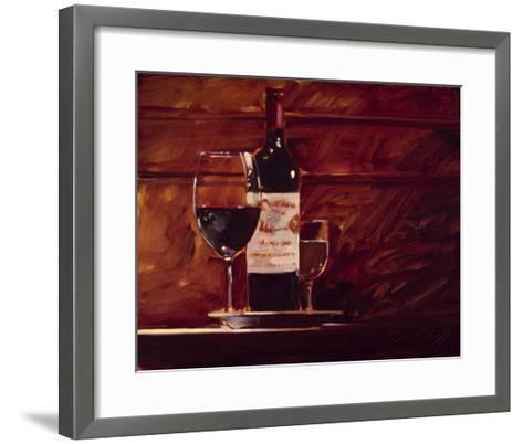 Decadent and Refined-Darrell Hill-Framed Art Print
