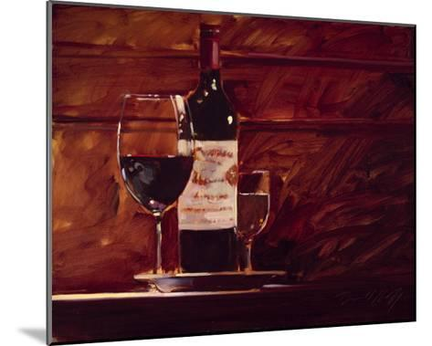 Decadent and Refined-Darrell Hill-Mounted Premium Giclee Print