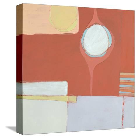 Heyday 1-Linda LaFontsee-Stretched Canvas Print