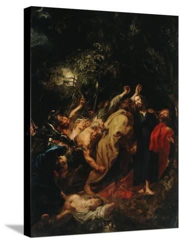 Seizure of Christ-Sir Anthony Van Dyck-Stretched Canvas Print