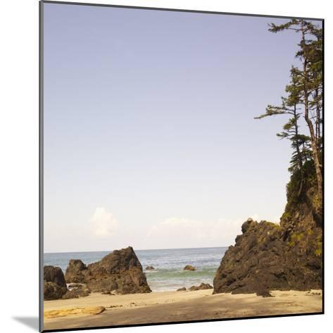 Rocky Beach Scene, Cape Scott, Vancouver, Bc, Canada-Adam Blasberg-Mounted Photographic Print