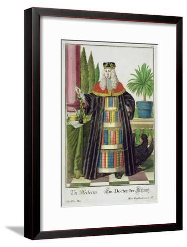 A Doctor-Martin Engelbrecht-Framed Art Print