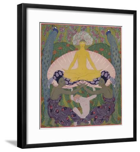 The Birth of Venus-Georges Barbier-Framed Art Print
