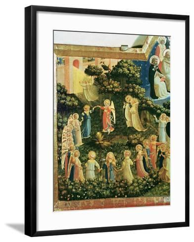 The Last Judgement-Fra Angelico-Framed Art Print