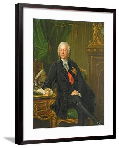 Joseph-Francois Foulon--Framed Art Print