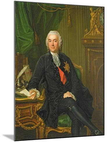 Joseph-Francois Foulon--Mounted Giclee Print