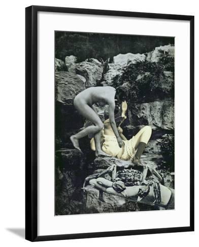 Untitled, 1936-Georges Hugnet-Framed Art Print